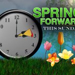 Hooray Spring is here. Dont forget to update your clock http://t.co/loKytjU9nP