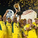 On top of the world... #GoGold http://t.co/Rurg00v0S5 #cwc15 #AUSvNZ http://t.co/WGHQ8ZQDh3