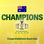 Congratulations and thank you Australia #GoGold http://t.co/Rurg00v0S5 #cwc15 #AUSvNZ http://t.co/3tGVpKIWQT