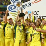 Congratulations @CricketAus! #cwc15 #Champions http://t.co/tjZPIYJM6W