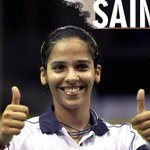 CONGRATULATIONS!! World number one @NSaina wins India Open Super Series. http://t.co/XMn3XlIVKd