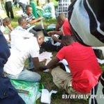 RT @Evolyx: @SaharaReporters @Tanigbola @lindaikeji @APCNigeria Open tumbprinting on going in rivers http://t.co/xp3Uj2cuim @inecnigeria