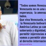 Todxs somos #Venezuela #VenezuelaNoEsAmenaza --> https://t.co/RUsGZZEd2t @mcolozza @landa_jj @LILIANRUMUALDA http://t.co/8JnujDDkA9