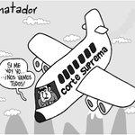 ¿Y dónde está el piloto?, por @matadoreltiempo Vean más caricaturas del día en → http://t.co/v96DHvzEMj http://t.co/QKNOW8kJf2