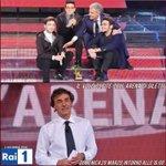 Oggi pomeriggio siamo ospiti di @ArenaGiletti in onda su @RaiUno dalle ore 16.00! Non mancate! http://t.co/ktks5R4lVN