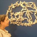 @CODAapeldoorn opening Keramiek Triënnale met grote opkomst! http://t.co/kJ8oEsWvib