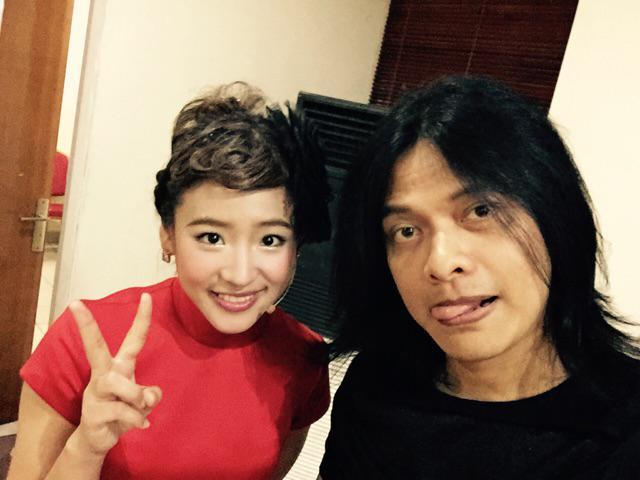 Selfie dl lah ama anak seangkatan @HarukaN_JKT48