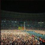 Estádio do show de ontem, cerca de 95 MIL PESSOAS! #OneDirection #TheyreTheOne @radiodisney http://t.co/TCmzmkBUcW