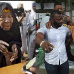 #Nigeria2015: See the commitment of the elderly in Nigeria to democratic process. = > http://t.co/mGYqkPVxvG http://t.co/7opx4RrFSK