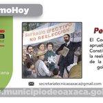Excelente domingo a todas y todos. #Oaxaca #Efemérides http://t.co/hOnwU66NJj