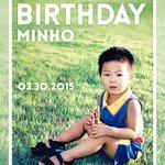 masnyaa ㅠㅠ RT @ygent_official: [HAPPY BIRTHDAY SONG MINHO] #WINNER #위너 #SONGMINHO http://t.co/qGIEsKGBkX