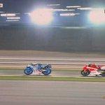 "Rotten luck.Bumped aside in the last lap. A sure podium! ""@RKishorer: Woooo woo!! #Mahindra @ lead. #moto3 #motogp  http://t.co/ljfmmKwv4h"""