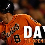 Even on the DL, @hunterpence is still excited for #SFGOpeningDay. #SFGiants http://t.co/FBH1gl67Ku