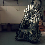 RT @designtaxi: A 'Game of Thrones'-inspired seat made with 200 dildos http://t.co/siS4sB4nxj