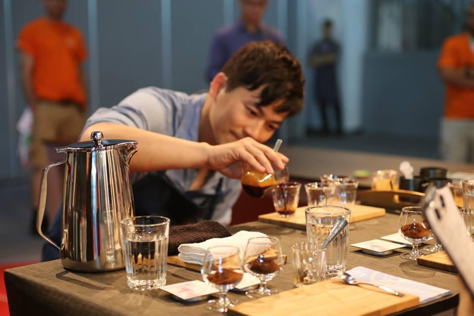 At #WBC2015 in Seattle, 50+ baristas will compete to be crowned the best in the