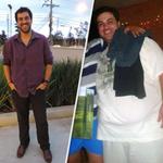 Músico perde quase 70 kg ao se assustar com fotos em capa de CD http://t.co/3GojelKO48 #G1 http://t.co/EYR66SdRWL