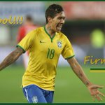 FIRMINOOOOO recebeu na frente de Bravo e driblou o goleiro chileno! É gooool! É do Brasil!!!! #BRAxCHI http://t.co/bZEsa2e1cM