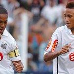O robinho tem que ser titular Da seleção neymar e robinho quando joga juntos altos dribles e só alegria pra torcida http://t.co/Y6FPHLSSBz