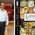 RT @rameshlaus: Glad to know @Dhananjayang Sir 's National Award winning book #PrideOfTamilCinema's Tamil versn will rel in July :-)