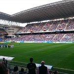 """@ChristianLara_9: @RealOviedo vs Langreo #SegundaB @jpedrerol @As_TomasRoncero @alfredoduro1 http://t.co/FEzDxpxNLi"" Nivelazo!!!"