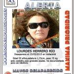 #Colabora para localizar a Lourdes,  #desaparecida en #Valladolid Si la ves llámanos al 062. Tu RT también ayudará http://t.co/mh2qZeKB9L