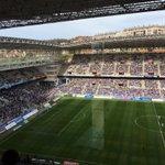 ¡¡¡¡17.028 aficionados!!!! en el Carlos Tartiere viendo al OVIEDO que juega en 2°B... ¡UNA LOCURA! http://t.co/7ZxKT62EZ0