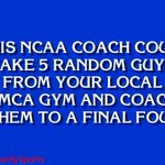 """""""Who is: Tom Izzo?"""" #JeopardySports http://t.co/c3gDCIlDgv"""