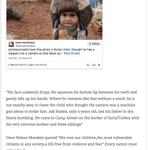 emociona do mesmo jeito, a guerra na Síria continua, mas é um menino e a foto é de 2012 - http://t.co/6O5R0kaAc5 http://t.co/ZLEvEzbUX9