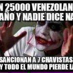 El mundo al revés... #SOSVenezuela #Venezuela http://t.co/rcKEgZm4XL