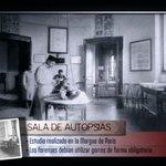 Sala de autopsias #CuartoMilenio http://t.co/6N4eqRdrau