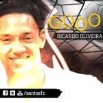 1T/15min.: @_olucaslima_ sofre pênalti. Ricardo Oliveira cobra sem chances pro goleiro! 1 a 1 na Vila! #Paulistão http://t.co/IIzSEG8AgK