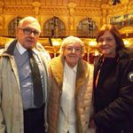 Singer, 91 returns to Harrogate Royal Hall stage after 69 years #harrogate Read Olwens story: http://t.co/uREoDRyQTS http://t.co/aCHq0NSnio