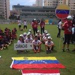 La categoría #sub12 del @Caracas_FC se encuentra en la inauguración de la Go Cup en Brasil. Mañana debutan. http://t.co/vAAgXhJZcL