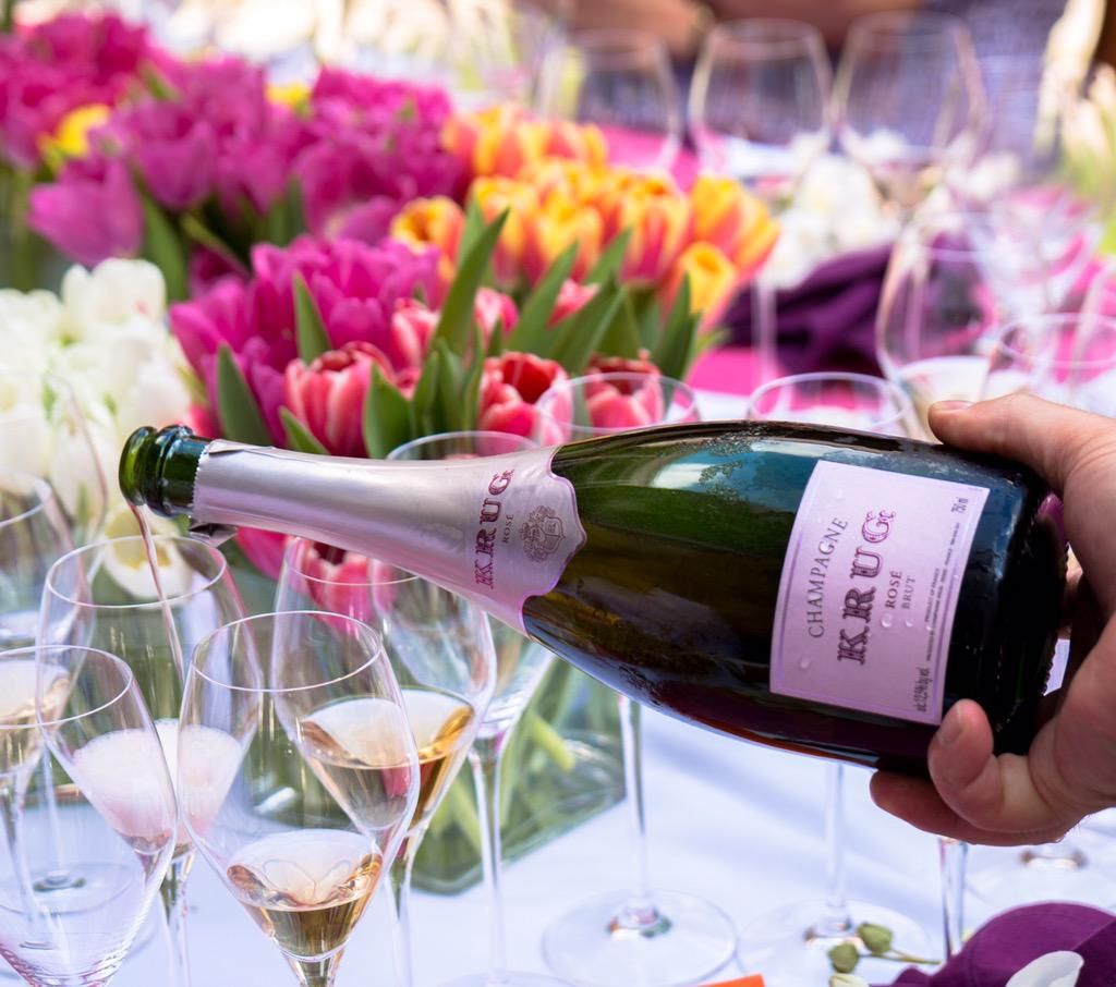 We recommend pairing the delicate #KrugNotes of honey, citrus and fruit in Krug Rosé with your favorite savory dish. http://t.co/CuV9Faz7Za