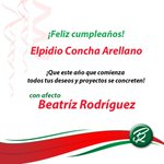 Feliz cumpleaños amigo @elpidioconcha, te envío un fuerte abrazo. #Oaxaca http://t.co/yo7KZTqFbL