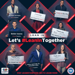 NBA & @LeanInOrg #LeanInTogether! Show us who you lean in for or someone who supports you: https://t.co/vp2AtKHghQ