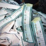 APC Thumb Printed Ballot Papers Thrown To The Dustbin By INEC And PDP In Akwa Ibom – APC http://t.co/KJjM5LU7sy