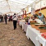 Implementamos recorridos de seguridad durante la Feria del Tejate en San Andrés Huayapam #Oaxaca @GabinoCue http://t.co/vymqw2x7ku
