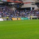 FINAL en el Carlos Tartiere, #RealOviedo 0 - UP Langreo 0 #8finales #humildadycorazon http://t.co/T39fEzrUGT