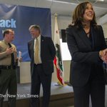Kamala Harris startled Democrats with her leap to the forefront of Californias Senate race http://t.co/32QXP4LuEe http://t.co/negRfzXQEV