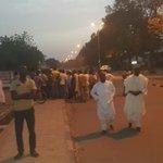 At inec office bauchi people defying ungodly curfew @Abdul003 @MsNemah @Bint_Moshood @sultan4apc @SaboShamsu http://t.co/6aSvUhIbw5