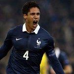 Raphaël Varane sera capitaine des Bleus ce soir face au Danemark ! http://t.co/IemjesuWVb