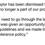 Jonathan Taylor has been dismissed by Alabama. Statement from Saban: http://t.co/4Am2ed51jw