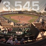 A sellout Saturday & three great crowds - thanks for your support of the Bears this weekend (3,545 tot. att.) #SicEm http://t.co/VHGdyiQ1Kp