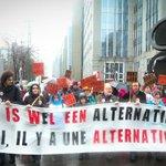 В Брюсселе прошел многотысячный митинг против мер экономии в ЕС http://t.co/RJ4Wbfat2z http://t.co/4Xbp6TAWuZ