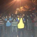 Special prayers (qunut) against yuguda goin on at inec http://t.co/6z9AJJFgr4