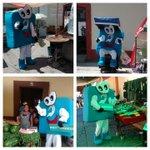 #CampañaTurquesa hoy en Mercado de Tlacolula @angie_juarecita @eduarcortes07 @sandramixe @LuisKikeMaza @VinculacionNA http://t.co/uZdm45qBKN