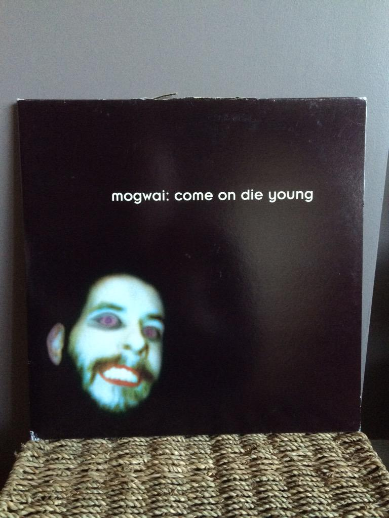 16 years ago today we released 'Come On Die Young' by @mogwaiband http://t.co/Yqb7MjFe0O