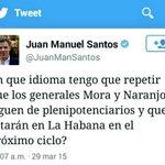 Pte. @JuanManSantos serenese, tranquilo... tome valeriana... ¿Acaso ud. no es el Pte. de la Paz? #SerenesePresidente http://t.co/goyA4ghRwd