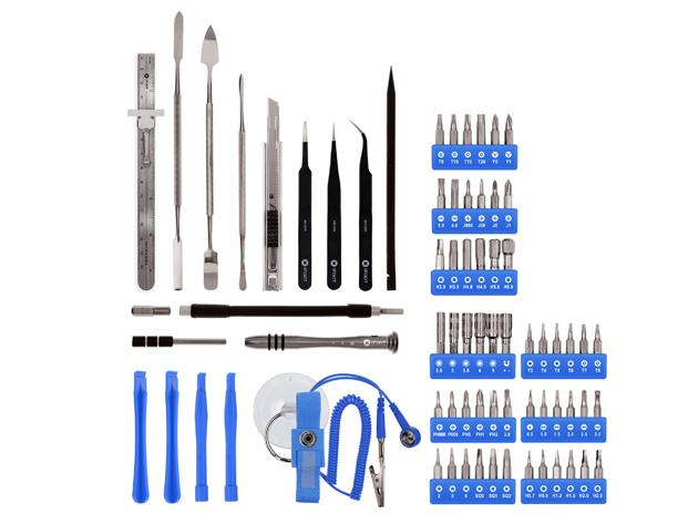 ifixit pro tech toolkit bundle dissemble repair electronics with 70 tools. Black Bedroom Furniture Sets. Home Design Ideas